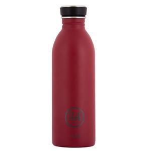 【送料無料】24bottles(24ボトルズ) アーバンボトル ストーンフィニッシュ 500ml CR(カントリーレッド) 5415011CR