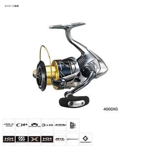 シマノ(SHIMANO) 16 ヴァンキッシュ C3000HGSDH 03780 3000~3500番