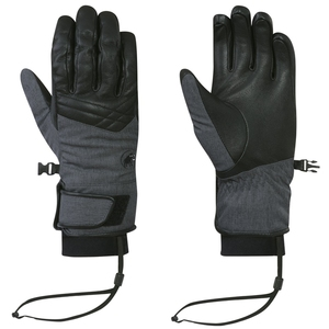 【送料無料】MAMMUT(マムート) Niva Glove Women's 7 0001(black) 1090-04730