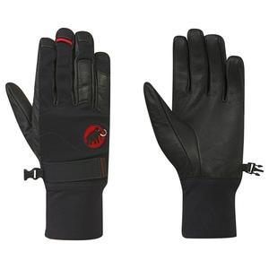【送料無料】MAMMUT(マムート) Climb Glove 9 0001(black) 1090-04780