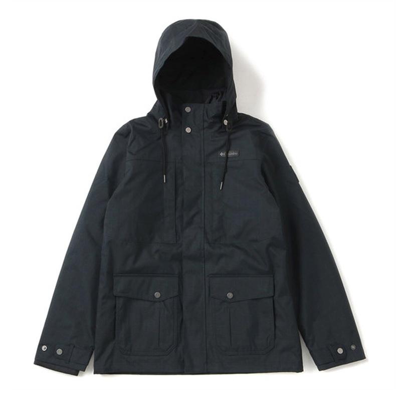 Columbia(コロンビア) ホリゾンズ パイン インターチェンジ ジャケット Men's L 011(BLACK) WE7215