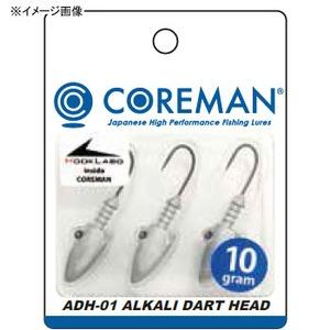コアマン(COREMAN) アルカリダートヘッド ADH-01 ワームフック(ジグヘッド)