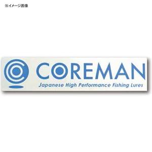 コアマン(COREMAN) ロゴカッティングステッカー ステッカー