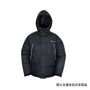 Takashina(高階救命器具) 防寒防水ダウンライフジャケット BSJ-DJ01(L3) 防寒レインジャケット