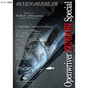 セブンセンス TR MID STREAM MSS−1062−TR