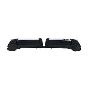 カーメイト(CAR MATE) INNO TX727 デュアルアングル スキー6セット スノボ4枚 TX727 ウィンターアタッチメント