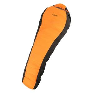 【送料無料】DABADA(ダバダ) 寝袋 マミー型-25度 オレンジ sleeping-bag-25