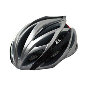 DABADA(ダバダ) サイクルヘルメット シルバー helmet