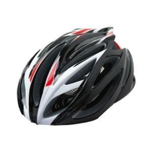 DABADA(ダバダ) サイクルヘルメット ブラック×ホワイト helmet