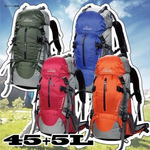 DABADA(ダバダ) バックパック 45+5L オレンジ backpack55-s