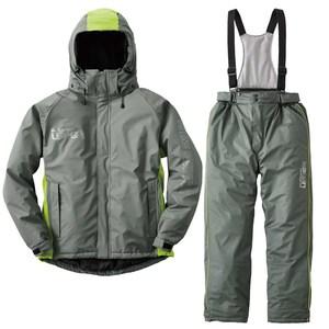 ロゴス(LOGOS) 油に強い防水防寒スーツ サーレ 30615211 防寒レインスーツ