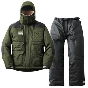 タフ防水防寒スーツ フォルテ M 57(カーキ)
