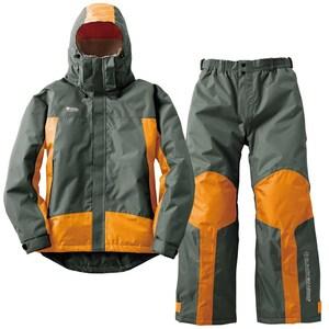 ロゴス(LOGOS) 防水防寒スーツ プロップ LL 25(チャコール) 30338251
