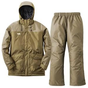 【送料無料】ロゴス(LOGOS) 防水防寒スーツ コニー LL 57(カーキ) 30339571