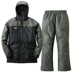 【送料無料】ロゴス(LOGOS) 防水防寒スーツ コニー 3L 71(ブラック) 30339710