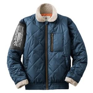 ロゴス(LOGOS) 防寒ジャケット グレイグ 3L 28(ネイビー) 30390280