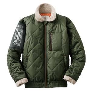 ロゴス(LOGOS) 防寒ジャケット グレイグ L 57(カーキ) 30390572