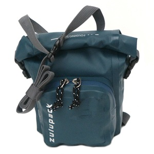 zulupack(ズールーパック) MINI 1.5L GREEN BLUE WA16941