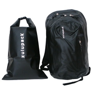 zulupack(ズールーパック) BANDIT WITHOUT FLAP