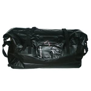 【送料無料】zulupack(ズールーパック) BARRACUDA 138L BLACK WA16936