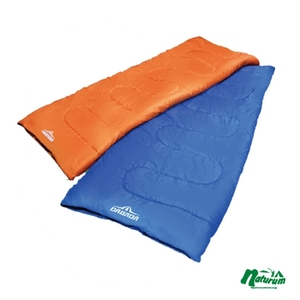 DABADA(ダバダ) 封筒型 寝袋5度使用 2点セット ブルー×1、オレンジ×1 sleeping-bag-5
