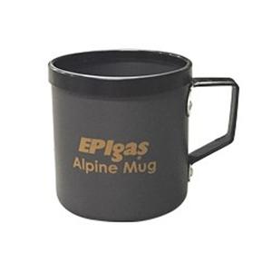 EPI(イーピーアイ) アルパインマグカップ M ブラック C-5133