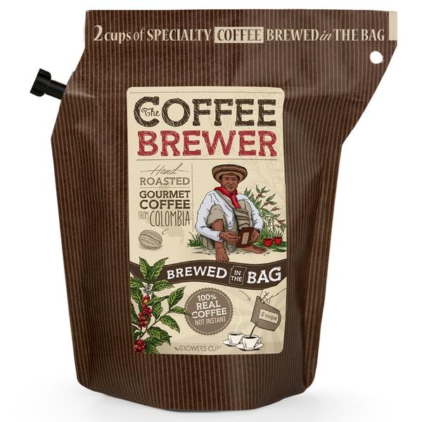 グロワーズカップ(GROWERS CUP) コロンビア(SP) GR-0652 無糖コーヒー