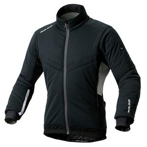 【送料無料】パールイズミ(PEARL iZUMi) ストレッチ インサレーション ジャケット Men's XL ブラック 3900-BL-7-XL