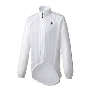【送料無料】パールイズミ(PEARL iZUMi) レーシング レインジャケット Men's L ホワイト 2355-6-L