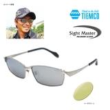 サイトマスター(Sight Master) ディグニティTiマッドシルバーPRO 775123251100 偏光サングラス