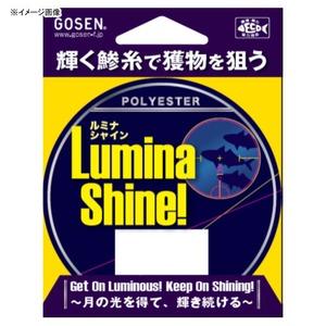 ゴーセン(GOSEN) ルミナシャイン(LuminaShine) 200m GL198Y025 ルアー用ポリエステルライン