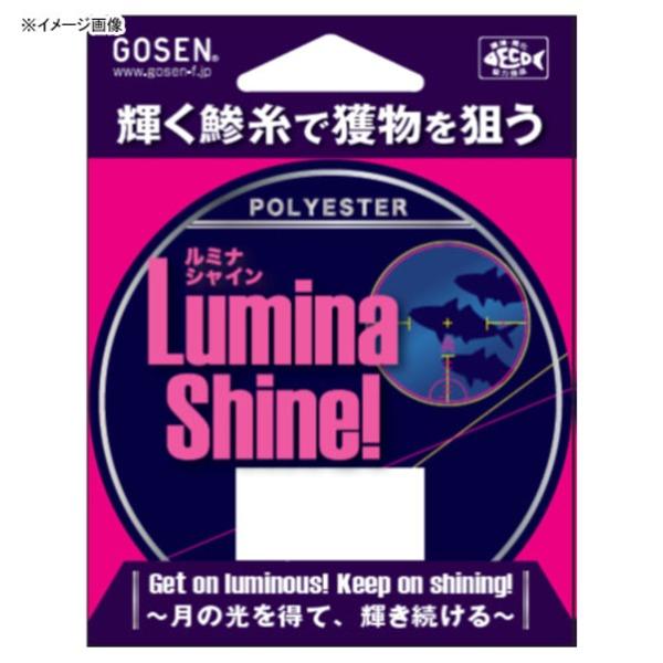 ゴーセン(GOSEN) ルミナシャイン(LuminaShine) 200m GL198P025 ルアー用ポリエステルライン