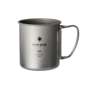 スノーピーク(snow peak) チタンシングルマグ 300 MG-142 チタン製マグカップ