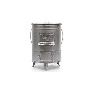 conifercone(コニファーコーン)マルチに使える 缶ストーブ