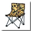 キャプテンスタッグ(CAPTAIN STAG) キャンプアウト コンパクトチェア カモフラージュ キャンプ/レジャー椅子