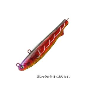 ティムコ(TIEMCO) グリマー7 70mm GL7-#18 RFスプリングレッドクロー 300902107018