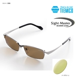 サイトマスター(Sight Master) ディグニティTiソードシルバー 775123151100 偏光サングラス