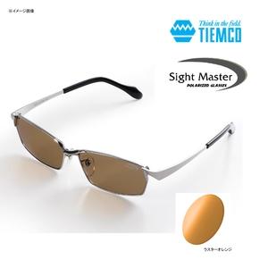 【送料無料】サイトマスター(Sight Master) ディグニティTiソードシルバー ソードシルバー ラスターオレンジ 775123151400