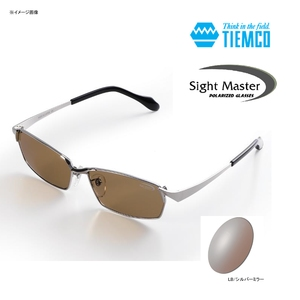 サイトマスター(Sight Master) ディグニティTiソードシルバー 775123152100 偏光サングラス
