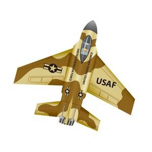 WINDNSUN(ウインドアンドサン) マイクロジェット 世界最小カイト凧 ミニカイト IB-BS-WNS-70104 スポーツトイ
