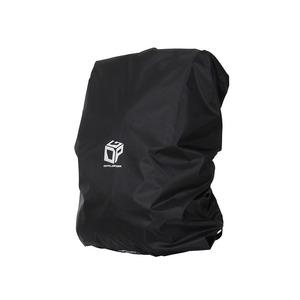 ドッペルギャンガー(DOPPELGANGER) デイパックレインカバー 35L ブラック DRC351-BK