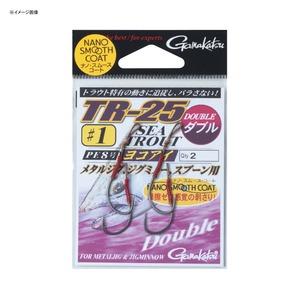 がまかつ(Gamakatsu) TR-25(シングル) 42355