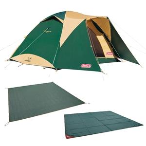 Coleman(コールマン) タフワイドドームIV/300 スタートパッケージ 2000031859 ファミリードームテント