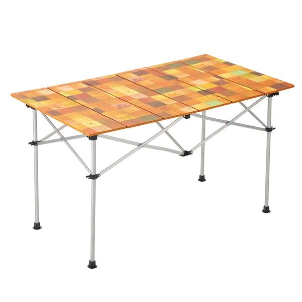 Coleman(コールマン) ナチュラルモザイクロールテーブル120 2000031293 コンパクト/ミニテーブル