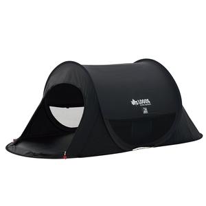 ロゴス(LOGOS) Black UV ポップフルシェルター -AI 71809022