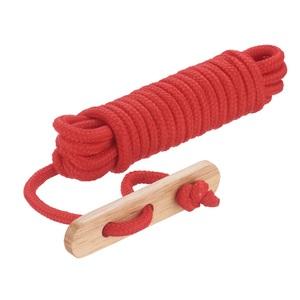 ロゴス(LOGOS) タフネスベースロープ直径8mm×5m 71993303