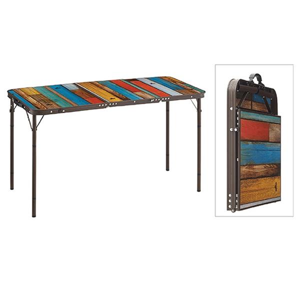 ロゴス(LOGOS) グランベーシック 丸洗い3FDスリムテーブル 73200021 キャンプテーブル