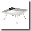 ロゴス(LOGOS) 「ダッチオーブンが使える」 直火ステンテーブル