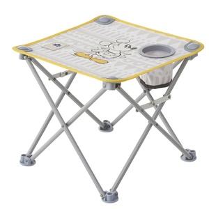 ロゴス(LOGOS) ミッキーマウス 安心キッズテーブル 86003657