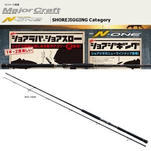 メジャークラフト N-ONE(エヌワン) ショアジギングモデル NSS-963LSJ